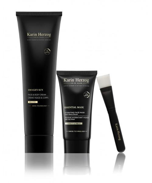 After-Sun Face & Body Kit