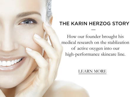 Learn more about the Karin Herzog story