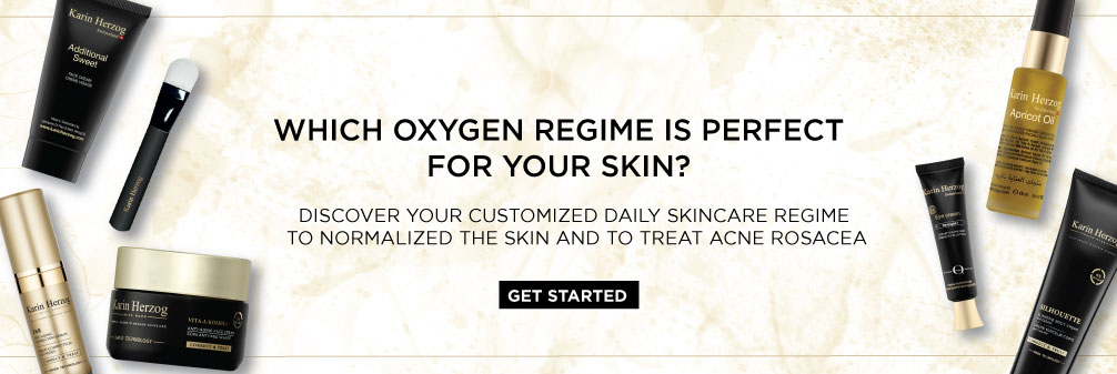 Which Oxygen Regime is Perfect fo Your Skin? Do the test