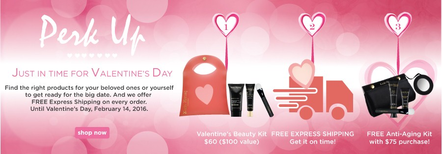 Karin Herzog Valentine's Offer