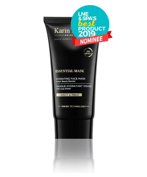 ESSENTIAL MASK | Beauty-boost Oxygen Face Mask