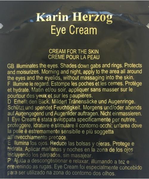 Eye Cream Sachet