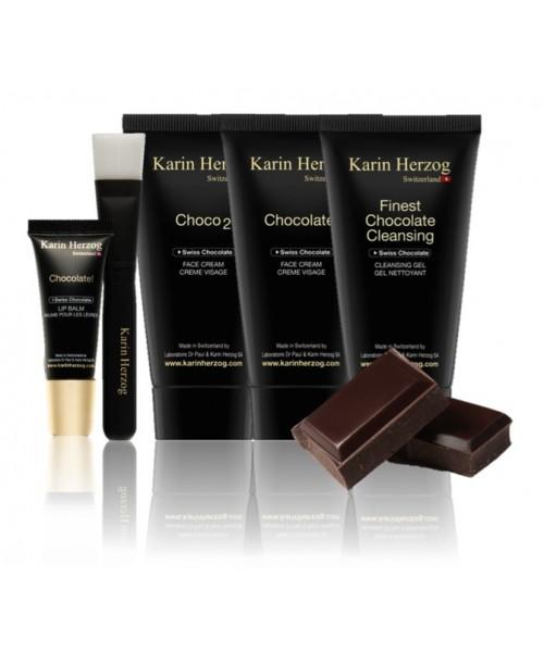 CHOCO2 SET | Indulgent Chocolate Oxygen Facial Kit