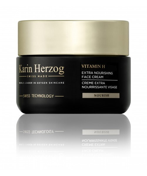 VITAMIN H | Moisturizer for Dry Skin